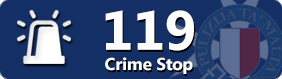 119 Crime Stop Line
